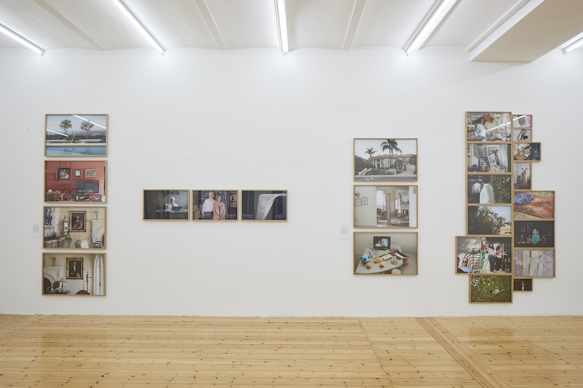 Home Away from Home, 2019, Installation view Galerie Sfeir-Semler Hamburg