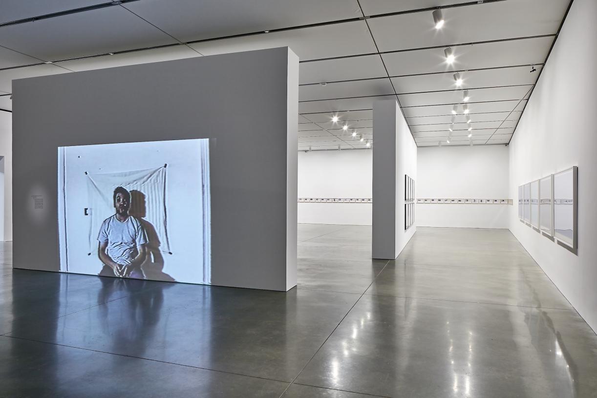 Installation view, The Institute of Contemporary Art, Boston, 2016