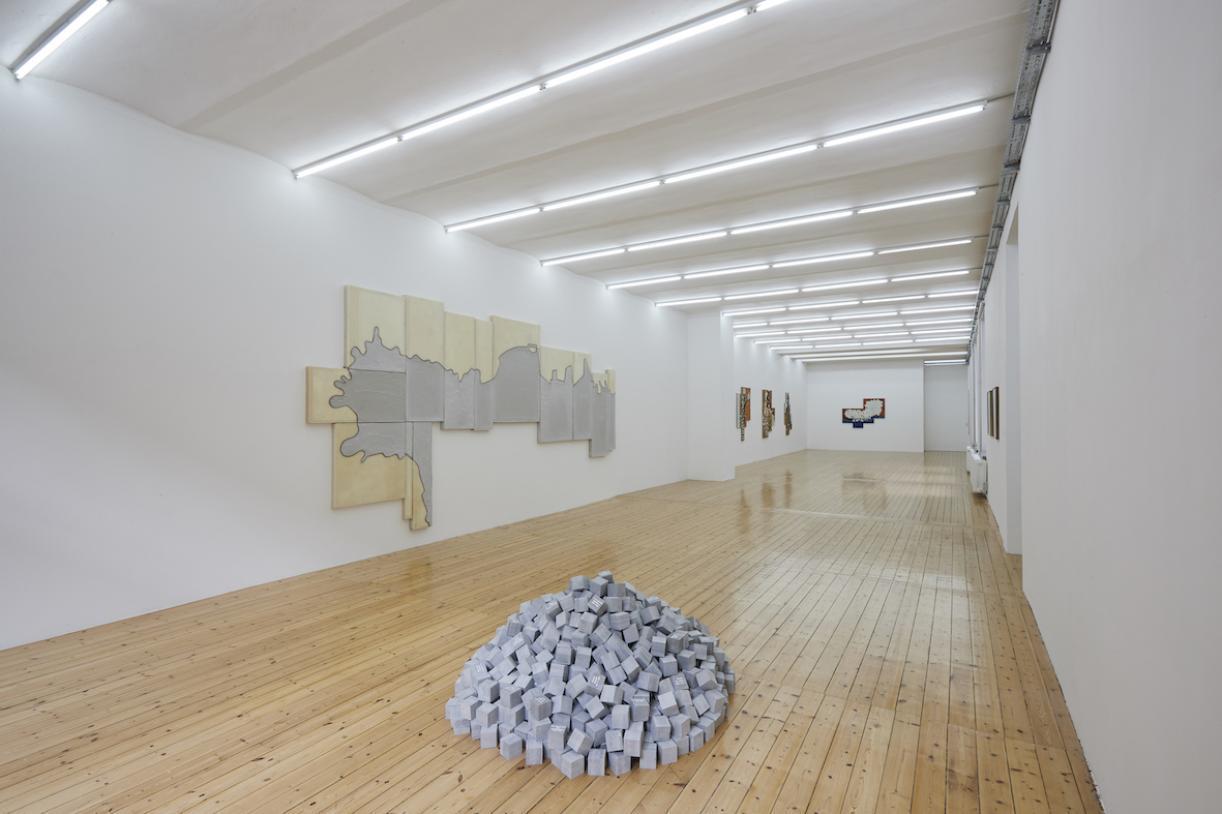 CityScapes, 2019, Exhibition views, Sfeir-Semler Gallery Hamburg