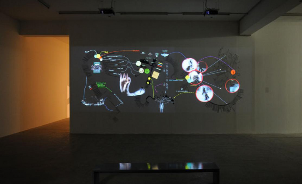 Translator's Introduction: Pension Arts in Dubai, 2010. Installation view Sfeir-Semler Gallery, Beirut, 2012