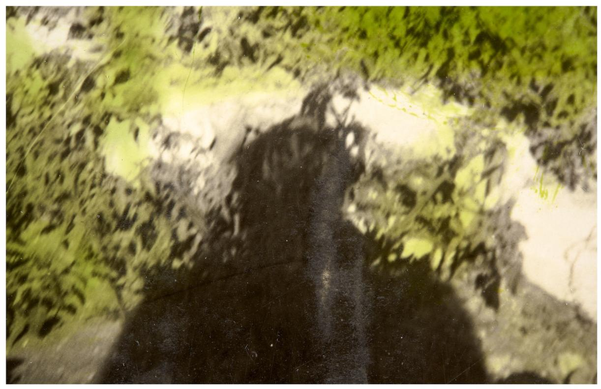 A Photographer's Shadow, 2017, 28 pigment inkjet prints on Photo Rag Hahnemuehle paper, various dimensions