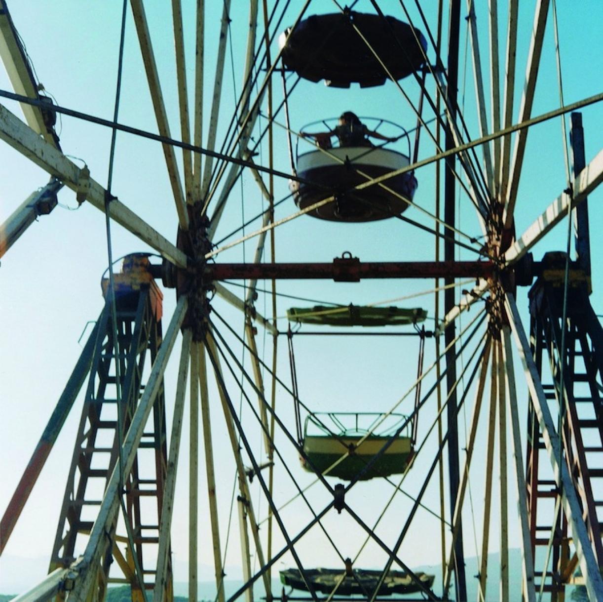 The Strait Project, Ferris Wheel, 2001, 80 x 80 cm