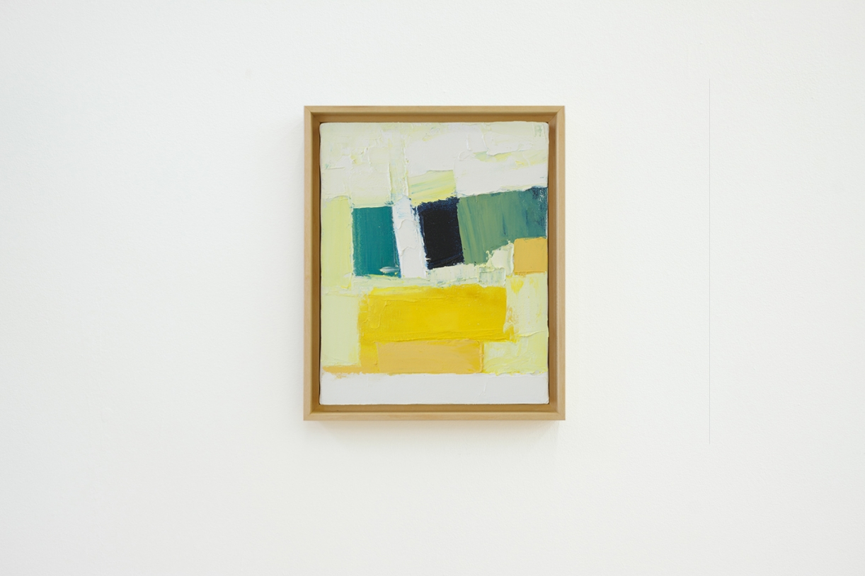 Untitled, 1970-90, Oil on canvas, 25 x 20 cm