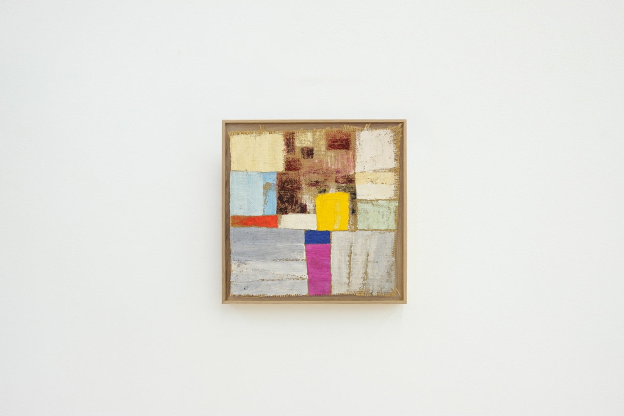 Untitled, 1965-70, Oil on canvas, 37.5 x 38.5 cm