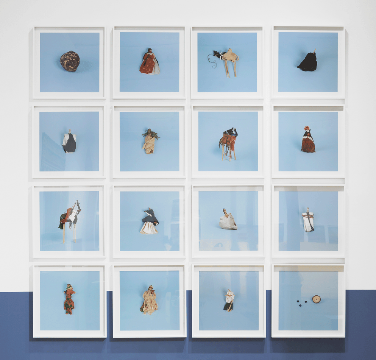 Untitled (North African Toys Series, dolls), 2014-2015, archival pigment print, 60 x 60 cm