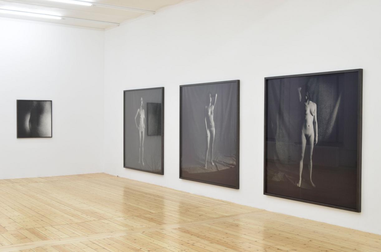 Balthasar Burkhard, Sevilla, Exhibition view Sfeir-Semler Gallery Hamburg, 2014