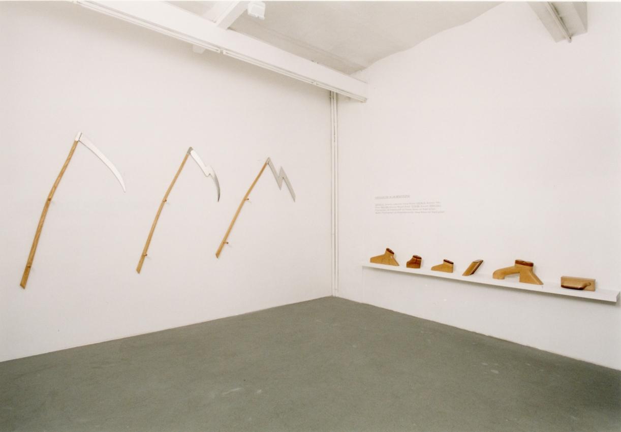 Souvenirs, 2004, Exhibition Views, Sfeir-Semler Gallery Hamburg