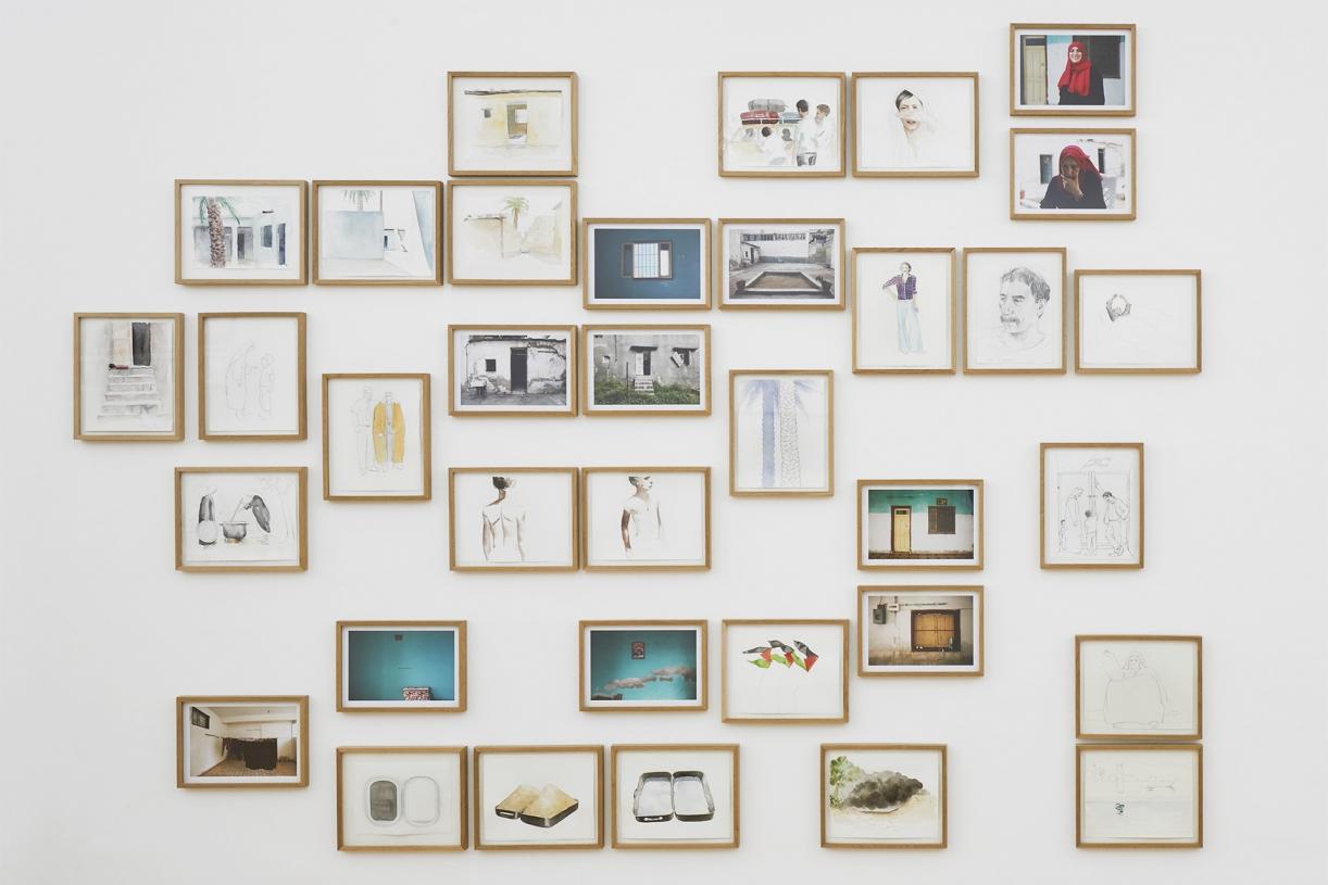 Home Away from Home, 2018, Installation view, Sfeir-Semler Gallery Hamburg