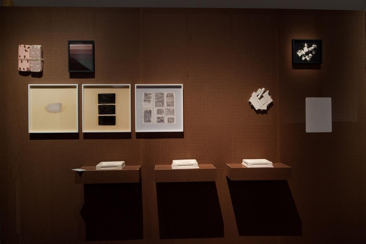 Installation view, Prix Marcel Duchamp, Centre Pompidou, Paris, 2016