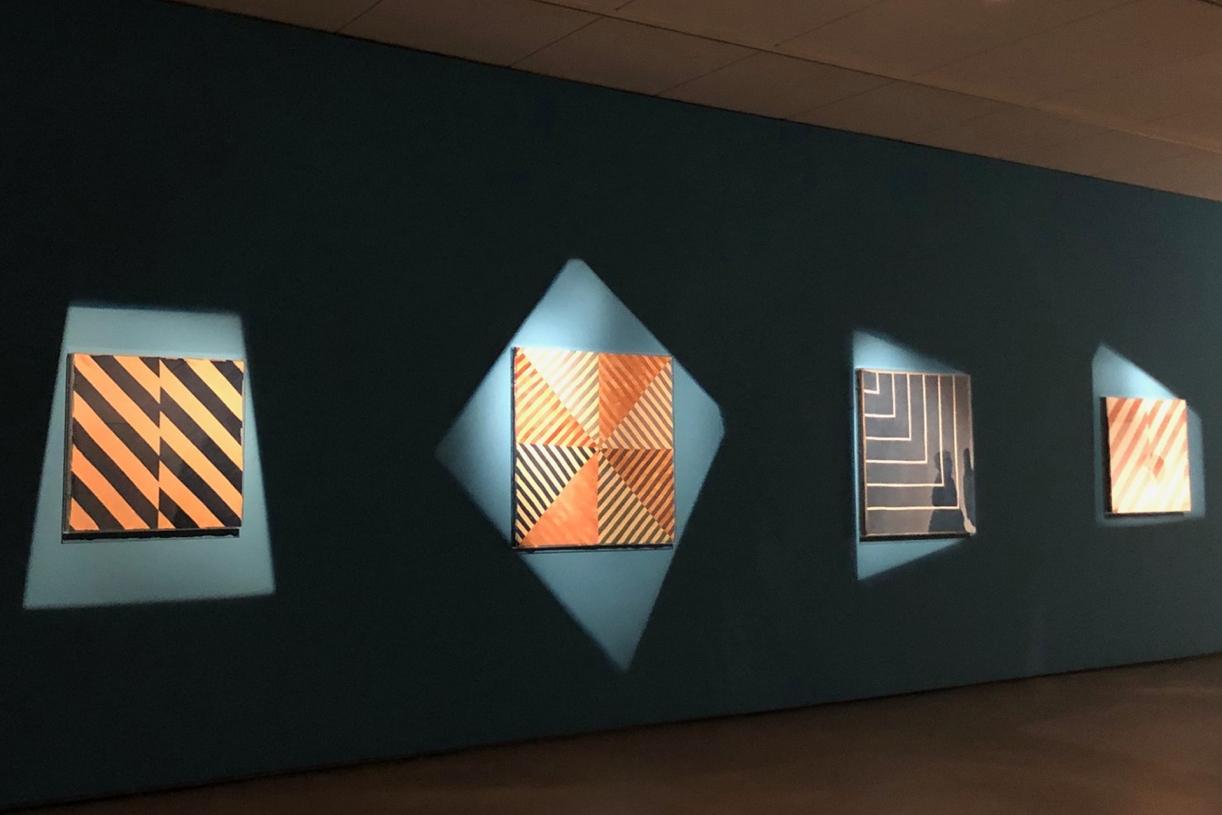 Exhibition view Calouste Gulbenkian, Lisbon, 2019