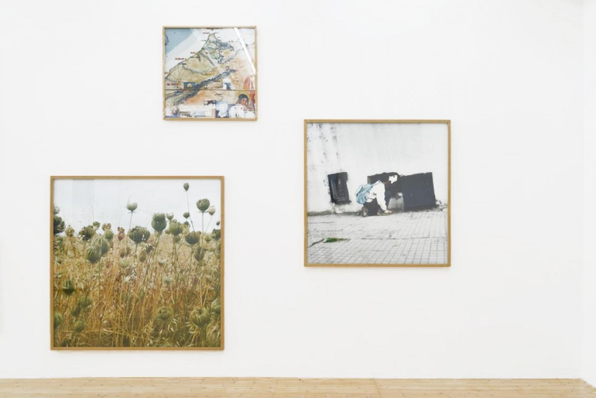 Riffs, 2008-2011. Installation view Sfeir-Semler Gallery, Hamburg, 2013