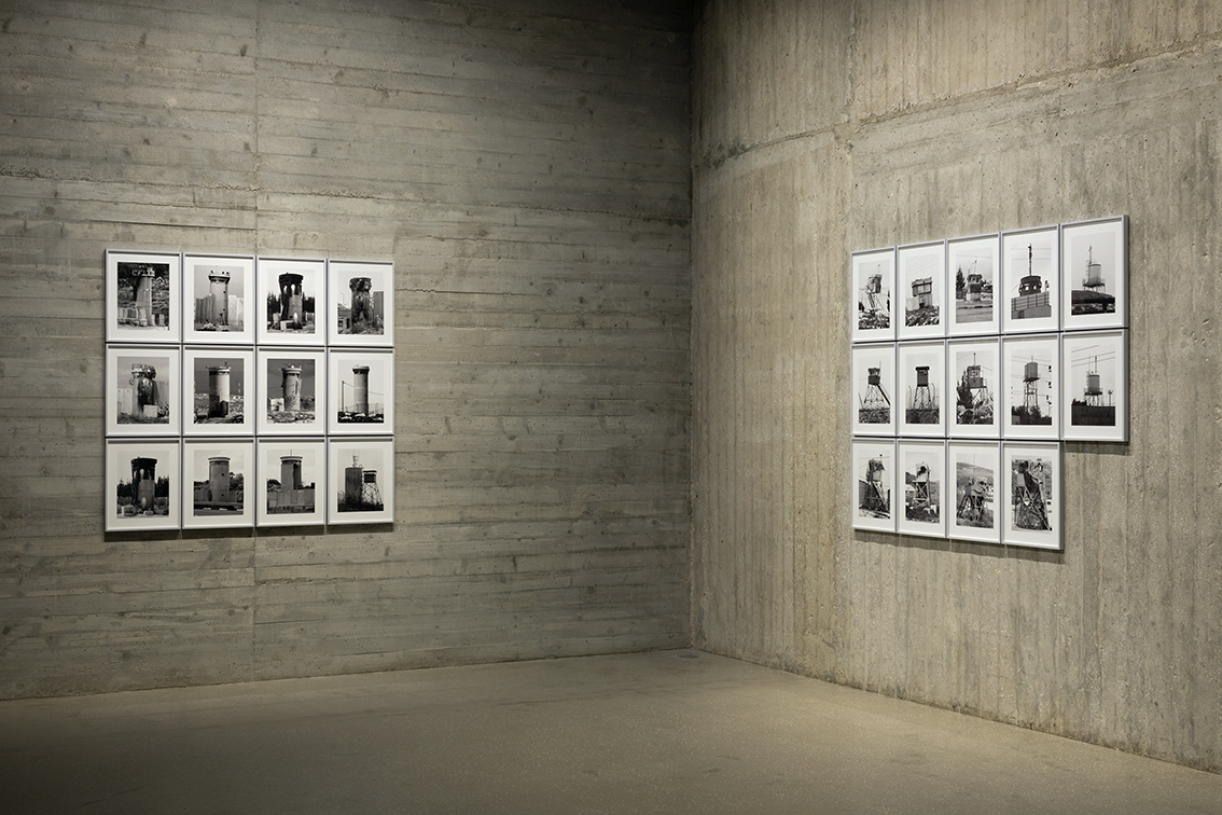 Watchtowers, 2008, Installation view, Mina Image Centre 2019