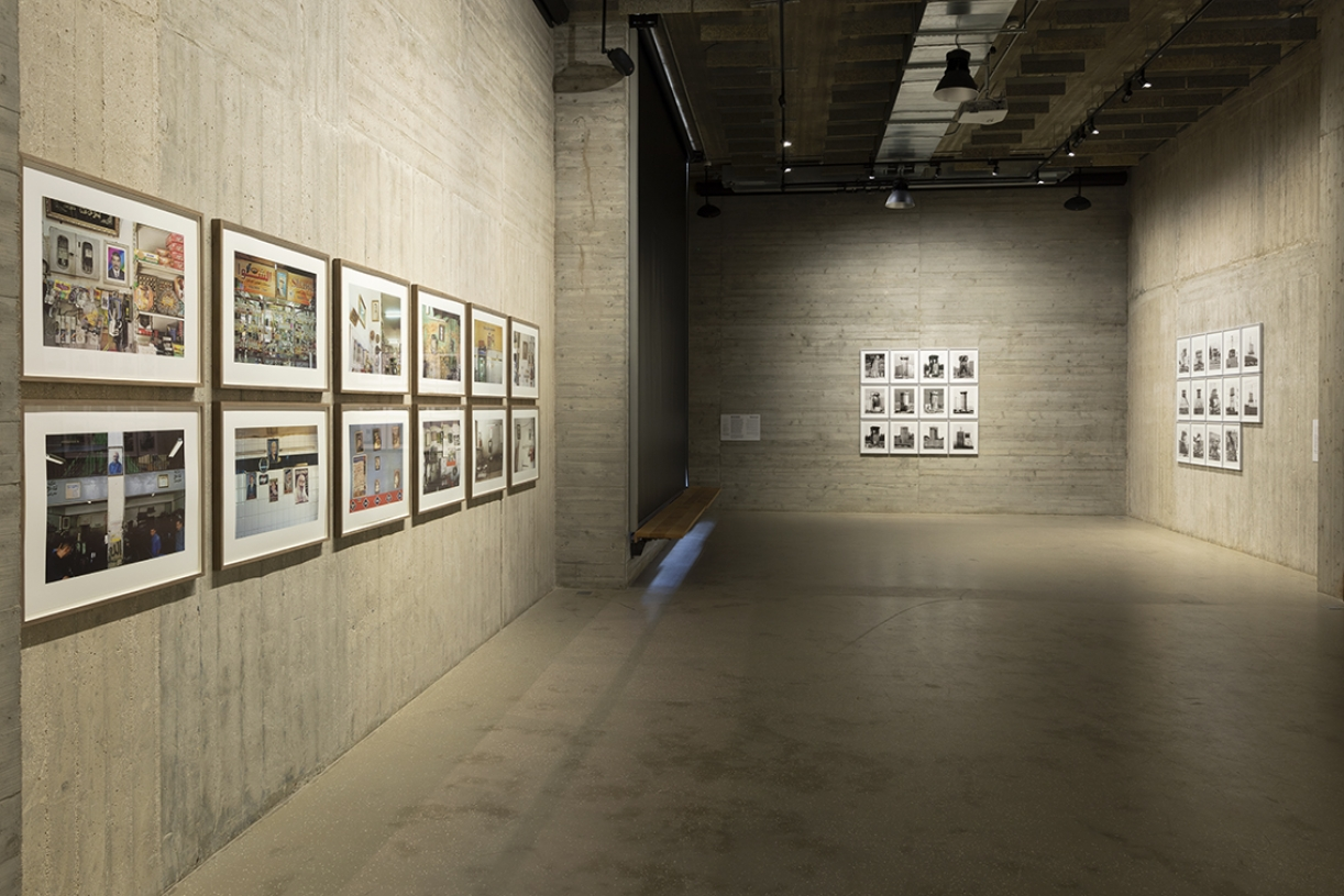 Sand Comes Through the Window, Exhibition Views, Mina Image Centre, 2019