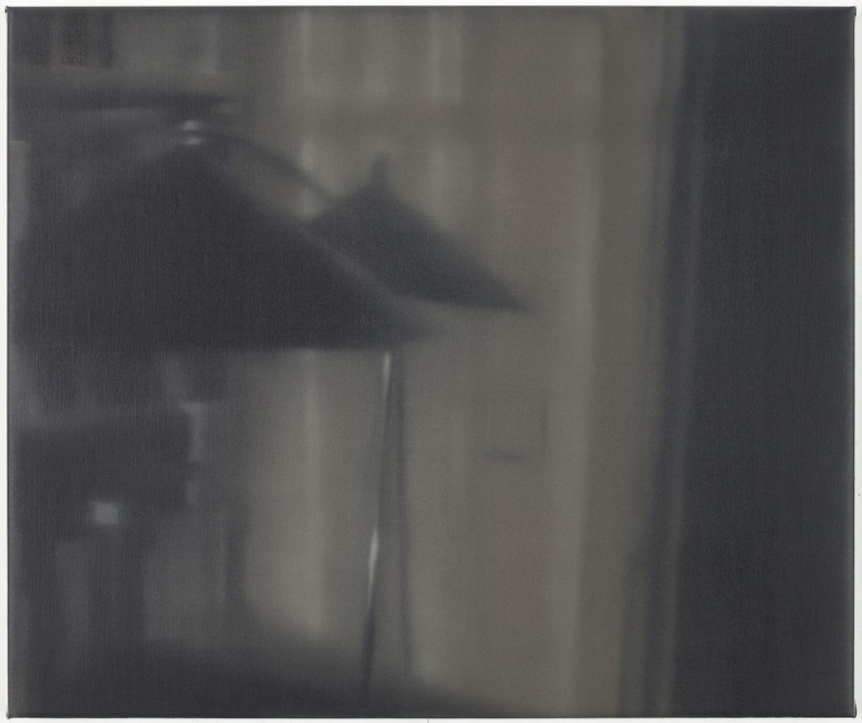 Bert de Beul, Untitled, 2010, Oil on canvas, 62,5 x 74,5 cm