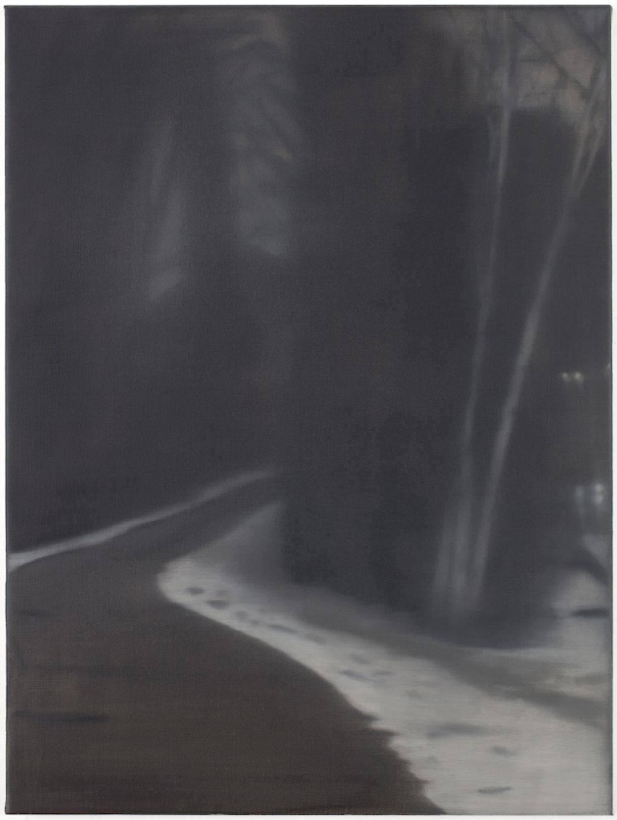 Bert de Beul, Untitled, 2010, Oil on canvas, 100 x 75 cm