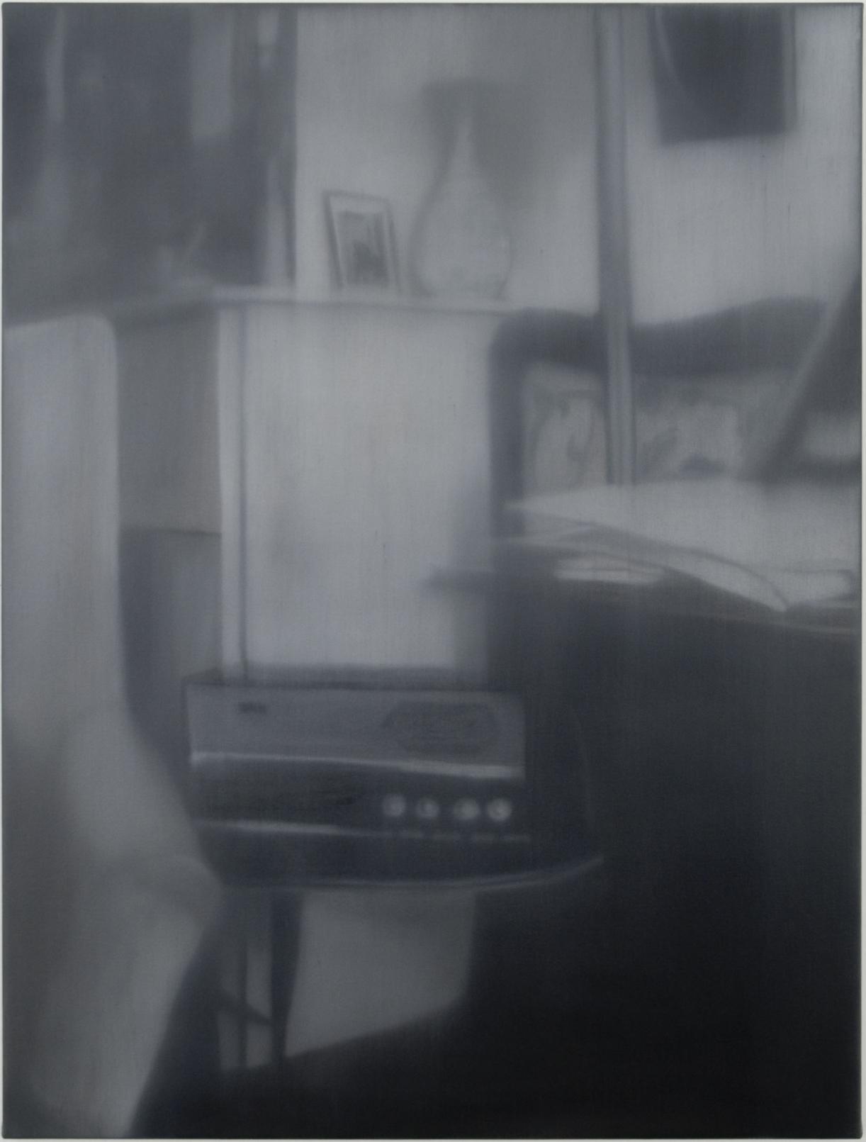 Bert de Beul, Untitled, 2009, Oil on canvas