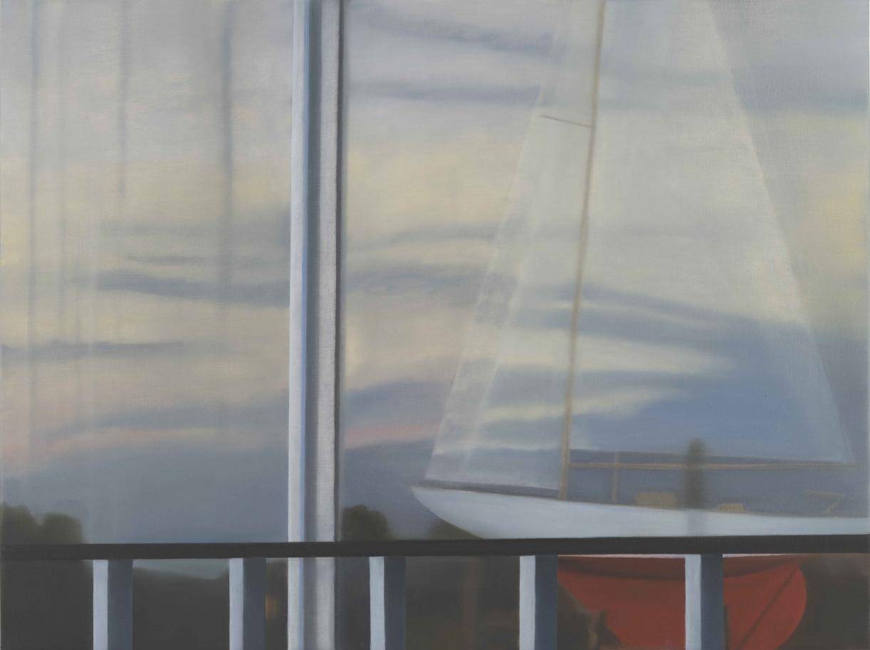 Bert de Beul, Untitled, 2013, Oil on canvas