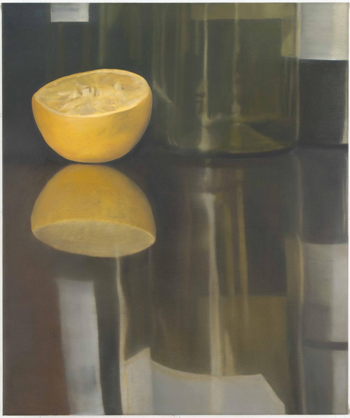 Bert de Beul, Untitled, 2015, Oil on canvas