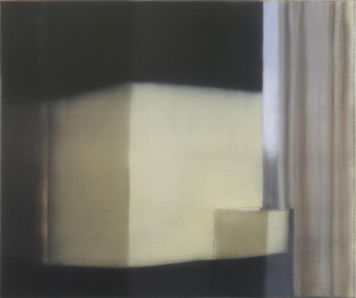 Bert de Beul, Untitled, 2006, Oil on canvas, 62 x 74 cm