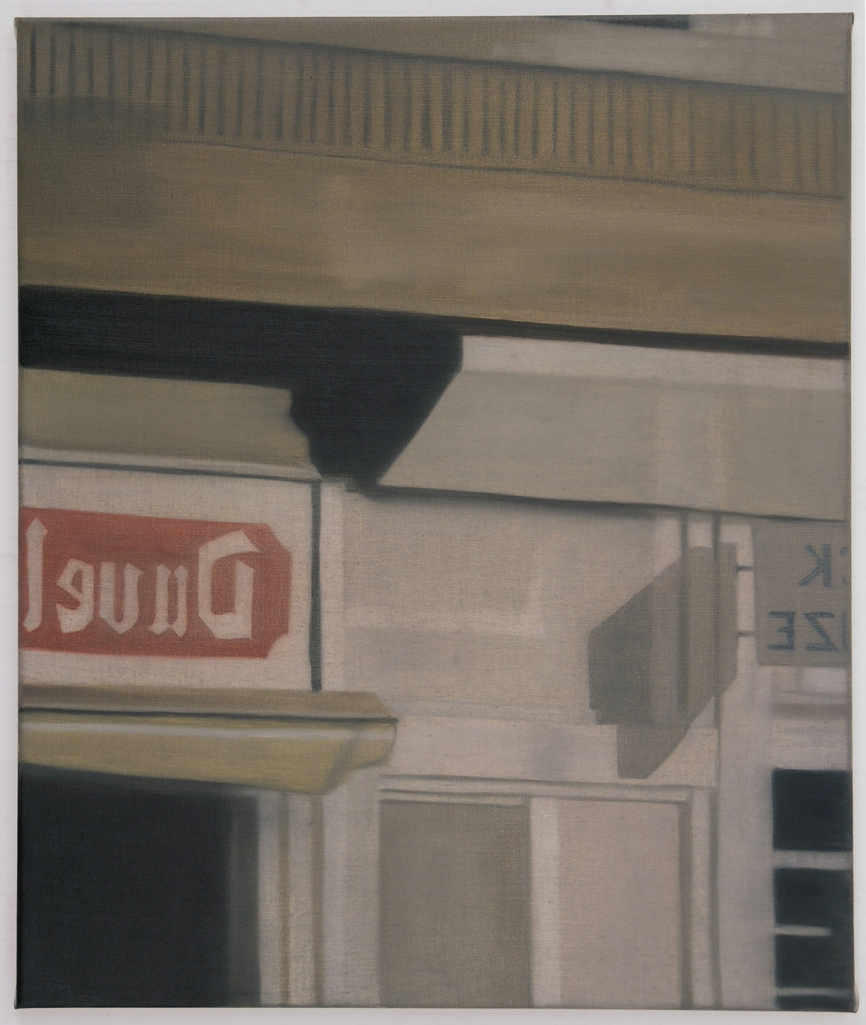 Bert de Beul, Untitled, 2005, Oil on canvas, 74 x 62 cm