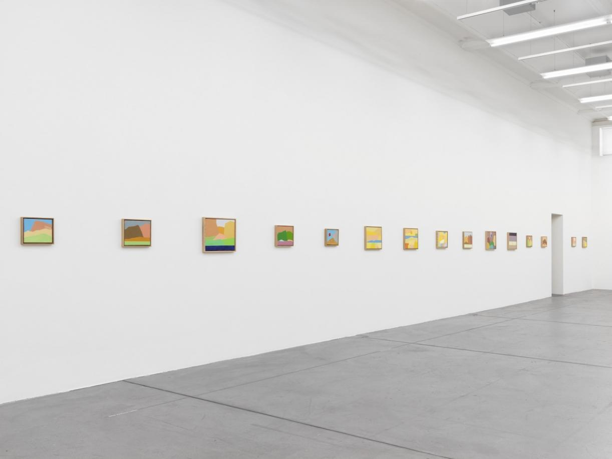 Le joie de vivre, 2015, Exhibition view, Haus Konstruktiv, Zürich