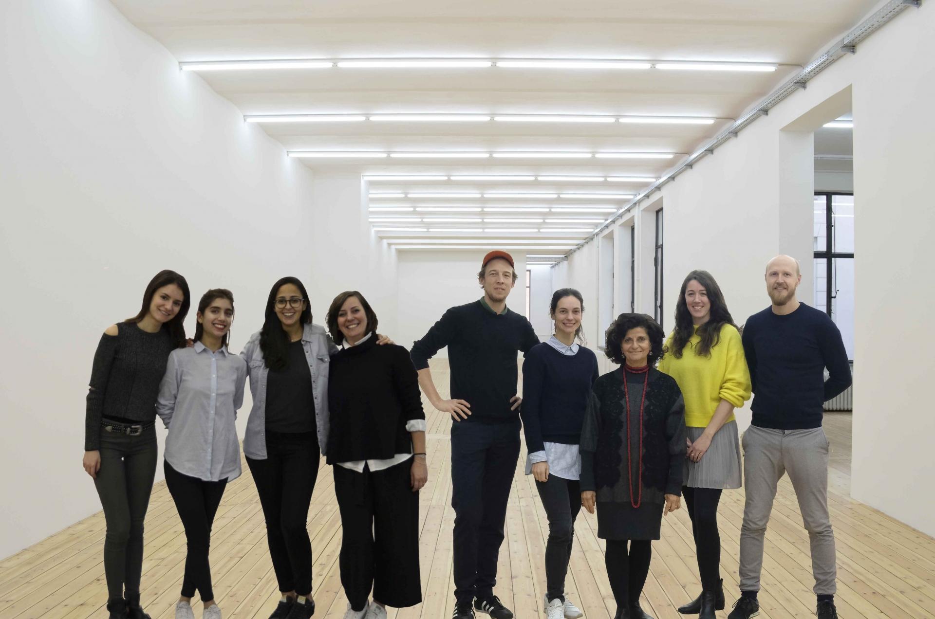 Sfeir Semler Gallery Team
