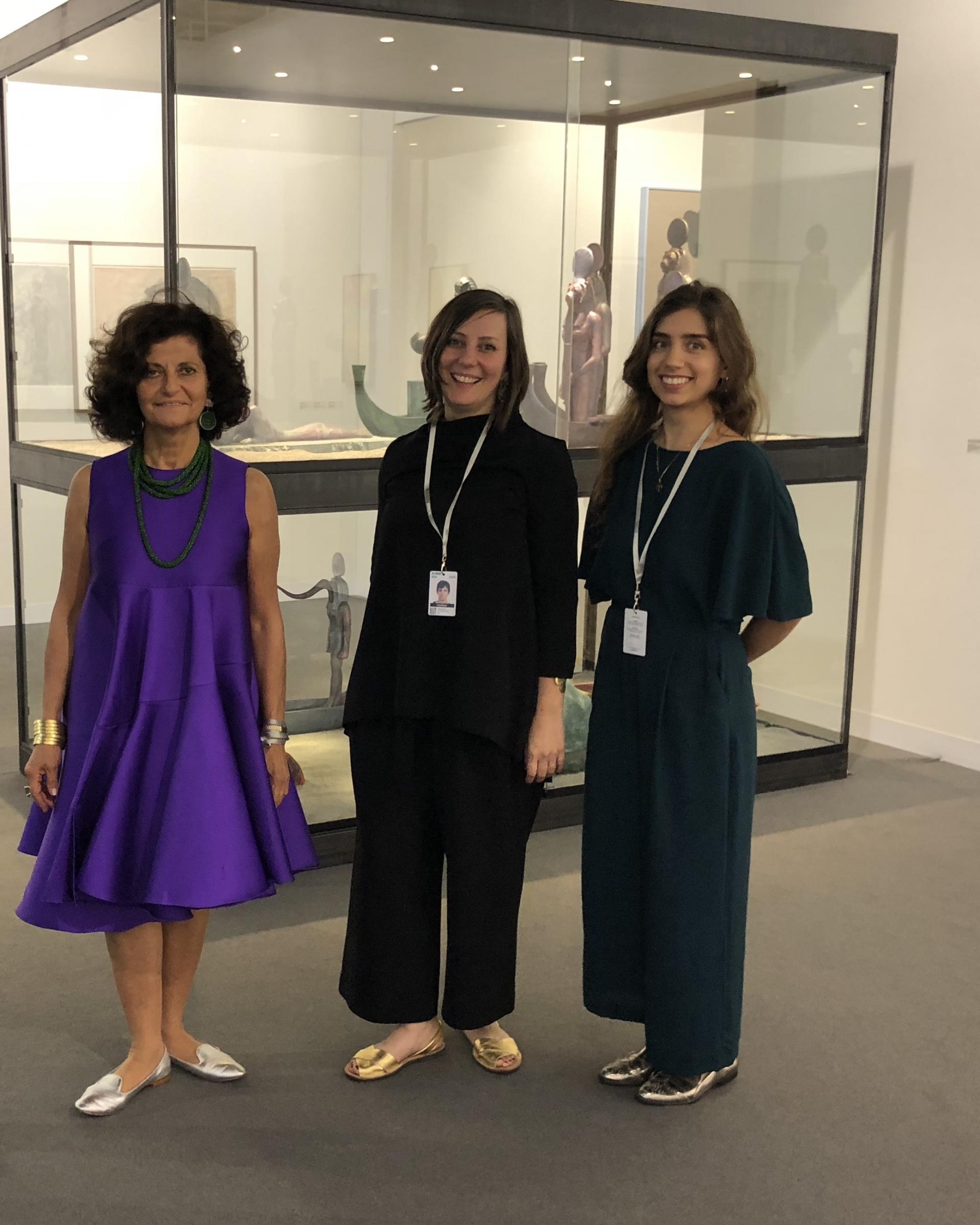 Sfeir-Semler Gallery Team