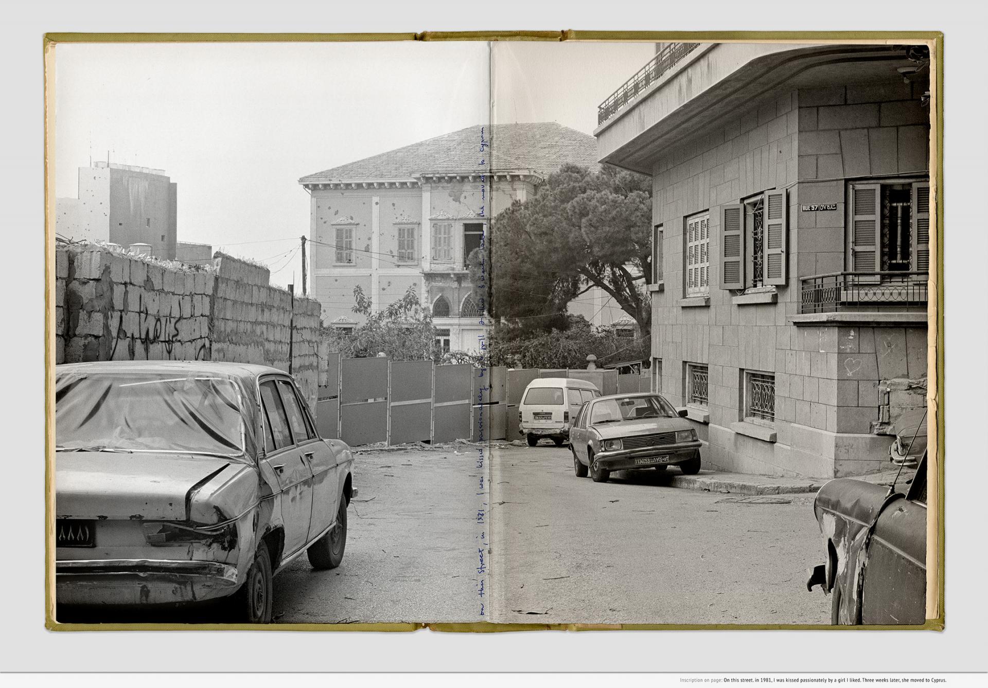 Sweet Talk. Commissions (Beirut) _ 1987.002, 1987-2019, inkjet print, 54.3 x 76.3 x 3.5cm, framed