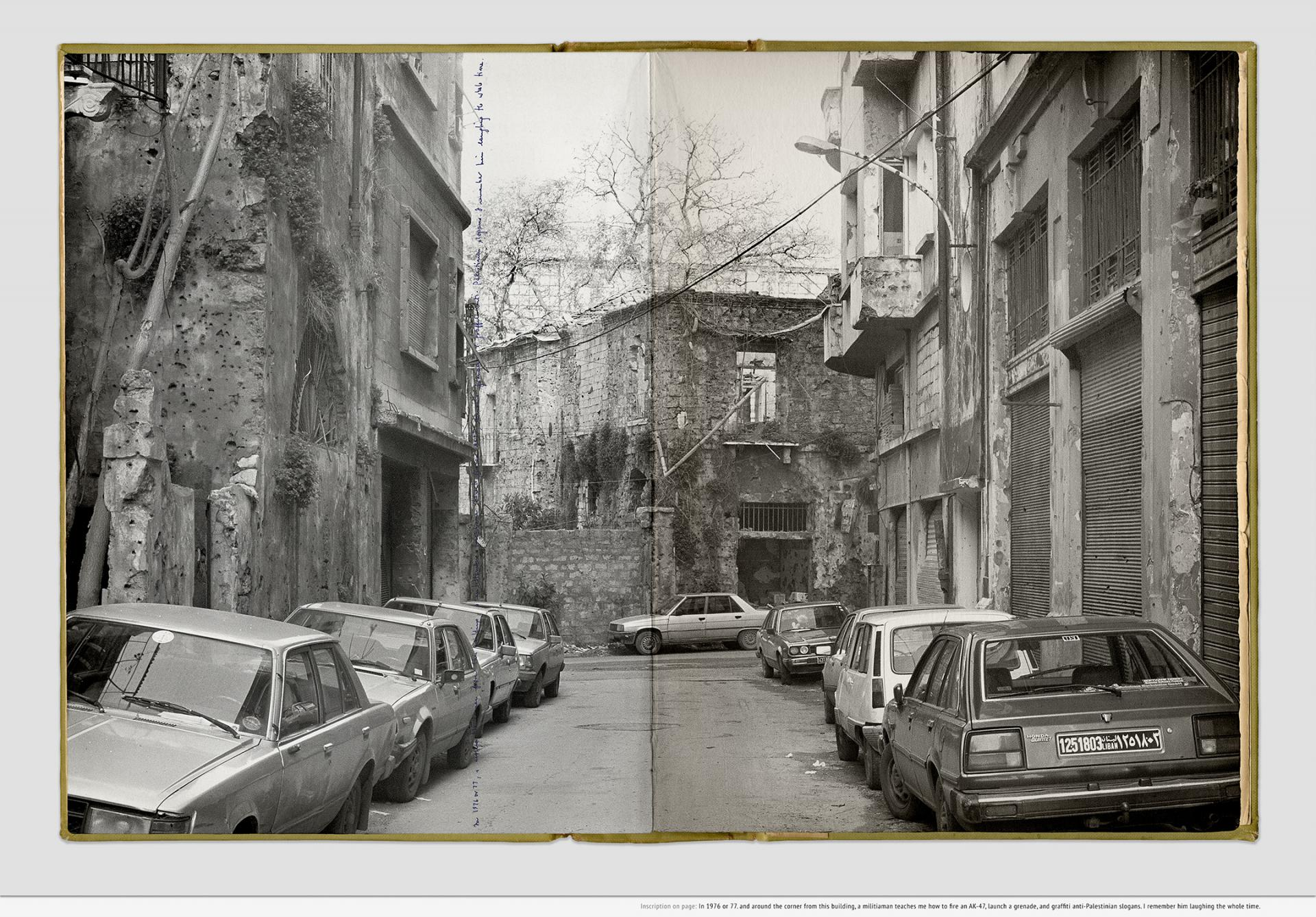 Sweet Talk. Commissions (Beirut) _ 1987.003, 1987-2019, inkjet print, 54.3 x 76.3 x 3.5cm, framed