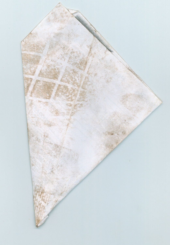 Papiers Pliés_fig 6, 2007, C-print, 40 x 30 cm