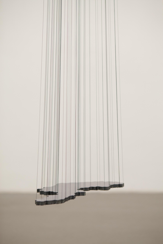 Timo Nasseri, Island 1, 2012, Steel, Unique