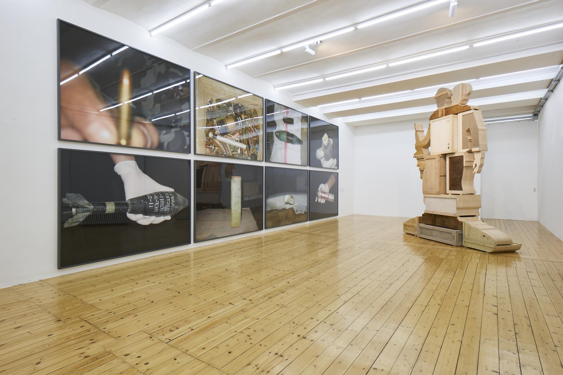 Walid Raad, Sweet Talks, Exhibition view Sfeir-Semler Gallery Hamburg 2020