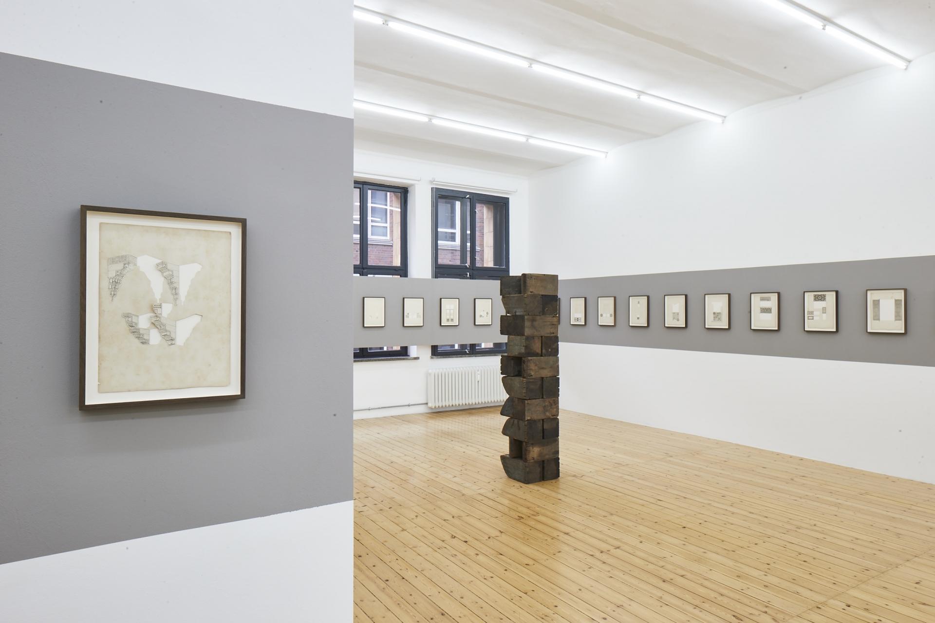 Rayyane Tabet, Arabeske, Exhibition view Sfeir-Semler Gallery Hamburg 2021
