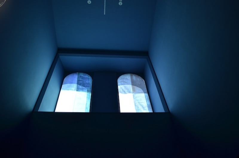 Cabaret Crusades, The Path to Cairo, Scenography, 2012, Mixed media installation, Installation view, dOCUMENTA (13)