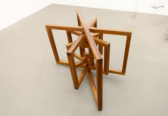 Timo Nasseri, Dual Space, 2012, Wood, Edition 3 + 1 AP