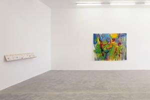 The uprising of colors, 2020, Exhibition View, Sfeir-Semler Gallery Beirut