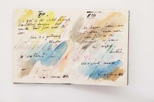 The War poem, 1988, p. 16-17