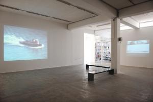 Etel Adnan, 2013, Exhibition view, Sfeir-Semler Gallery Beirut