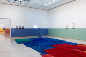 Installation view, Carre d'Art, Nimes, 2015