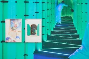 HI-STORYTELLING, Exhibition view Sfeir-Semler Gallery Hamburg 2021