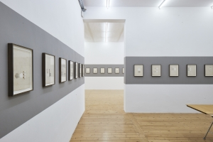 Rayyane Tabet, Decoupage, 1891-2021, 35,5x25,9cm unframed, 40,5x31,2cm framed, Exhibition view Sfeir-Semler Gallery Hamburg 2021